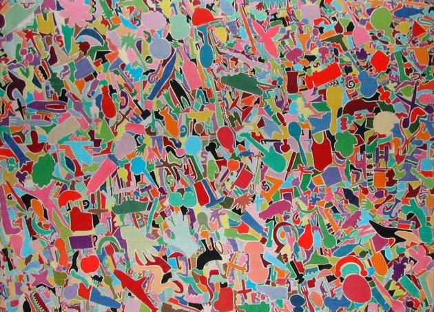<span class=&#34;artist&#34;><strong>Alighiero Boetti</strong></span>, <span class=&#34;title&#34;><em>Tutto</em>, 1988-1989</span>