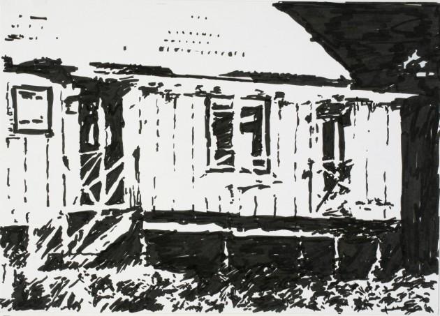 <span class=&#34;artist&#34;><strong>Heribert C. Ottersbach</strong></span>, <span class=&#34;title&#34;><em>Haus in Bettna</em>, 2010</span>