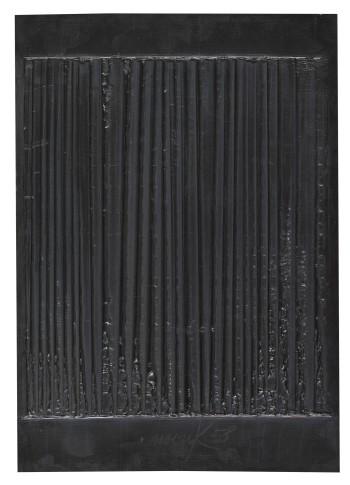 <em>Schwarze Vibration [Black Vibration]</em>, 1958