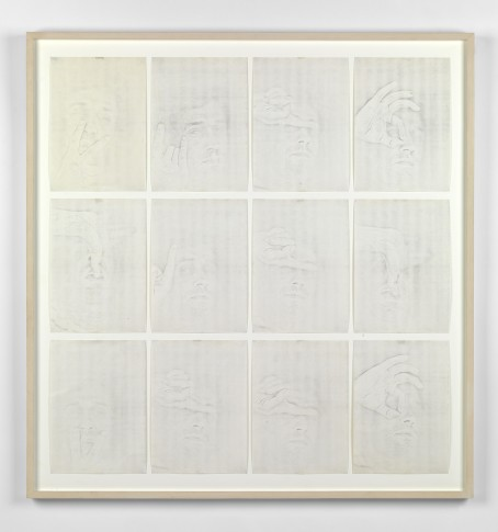 <span class=&#34;artist&#34;><strong>Alighiero Boetti</strong></span>, <span class=&#34;title&#34;><em>Autoritratto</em>, 1969</span>