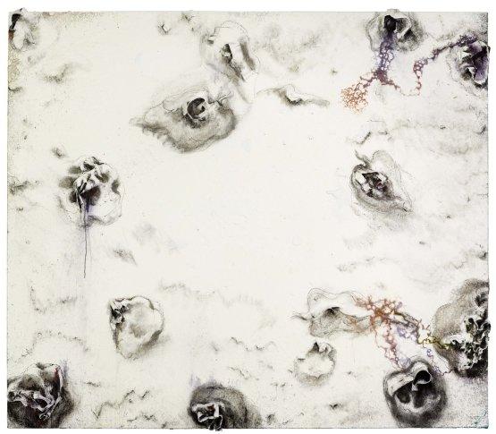 <span class=&#34;artist&#34;><strong>Miquel Barcel&#243;</strong></span>, <span class=&#34;title&#34;><em>Des Tomates Blancs</em>, 2010</span>