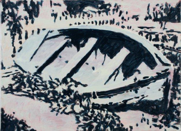 <span class=&#34;artist&#34;><strong>Heribert C. Ottersbach</strong></span>, <span class=&#34;title&#34;><em>o.T. (Schiff-Epilog)</em>, 2010</span>