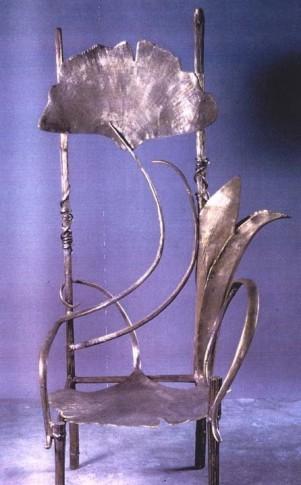<span class=&#34;artist&#34;><strong>Claude Lalanne</strong></span>, <span class=&#34;title&#34;><em>Trône de Pauline</em>, 1990</span>