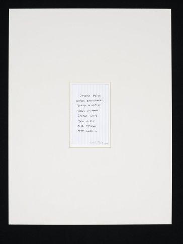 <span class=&#34;artist&#34;><strong>Gavin Turk</strong></span>, <span class=&#34;title&#34;><em>Beuys, Broodthaers, de Chirico, Duchamp, Johns, Klein, Manzoni, Warhol</em>, 1994</span>