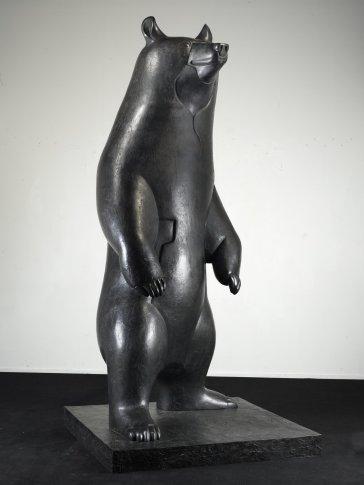 <span class=&#34;artist&#34;><strong>François-Xavier Lalanne</strong></span>, <span class=&#34;title&#34;><em>Le Très Grand Ours</em>, 2007/2010</span>