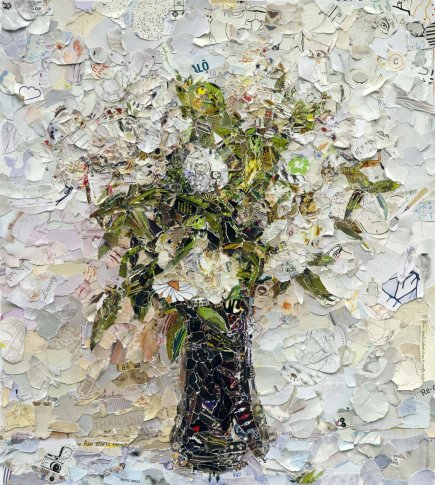 <span class=&#34;artist&#34;><strong>Vik Muniz</strong></span>, <span class=&#34;title&#34;><em>Fairy Roses, after Fantin Latour</em>, 2012</span>