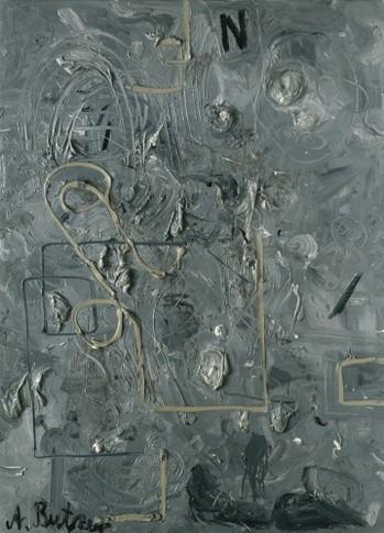 <p><b>Andre Butzer</b>&#160;<br /><i>Untitled (N-Schweine)</i>, 2007</p>
