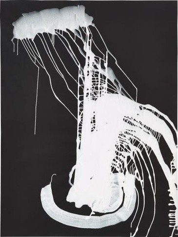 <p><b>Sigmar Polke</b>&#160;<br /><i>Sch&#252;ttbild</i>, 2000</p>