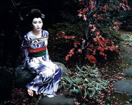 <p><b>Nobuyoshi Araki </b><em>Untitled</em> (Bodyscape), 1997</p>