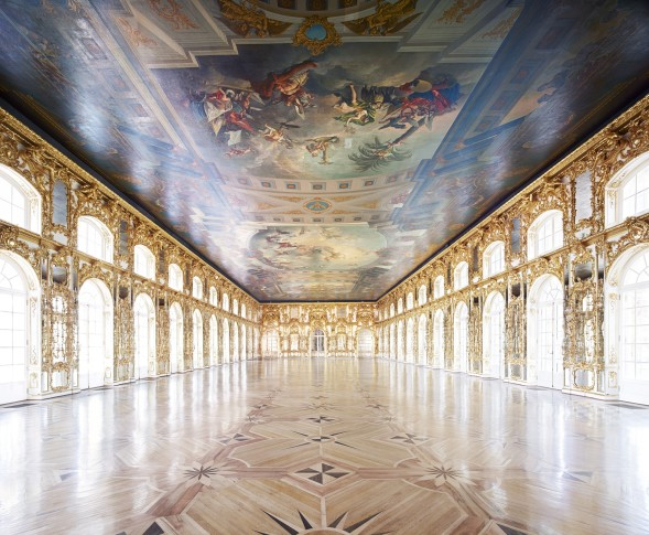 <p><i>Catherine Palace Pushkin St. Petersburg III 2014</i><br /><span><br /></span></p>