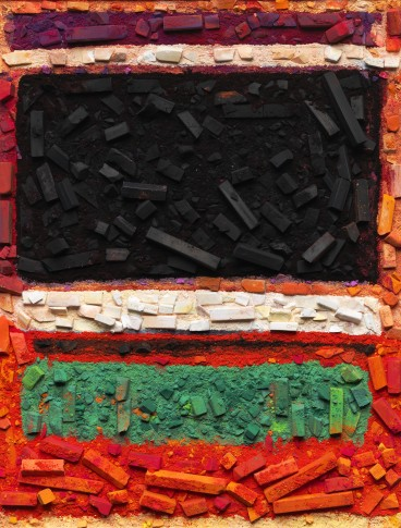 <p><span class=&#34;artist&#34;><strong>Vik Muniz</strong></span>, <span class=&#34;title&#34;><em>Metachrome (No.3/No.13, after Mark Rothko)</em>, 2016</span></p>