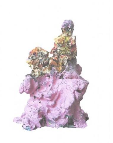 <div class=&#34;title&#34;><em>The Same Weight of Joy and Grief II</em>, 2016</div><div class=&#34;medium&#34;>Oil on clay</div><div class=&#34;dimensions&#34;>25.4 x 15.2 x 11.4 cm; (10 x 6 x 4 1/2 in.)</div>