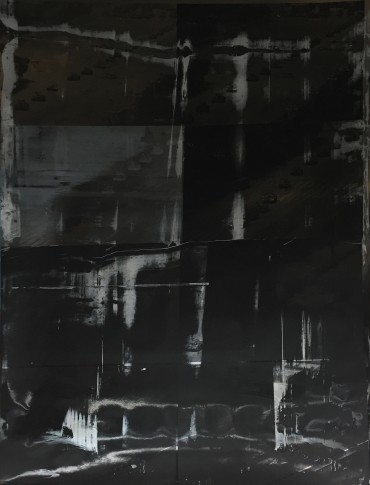 <p><span class=&#34;artist&#34;><strong>Hank Willis Thomas</strong></span>,&nbsp;<span class=&#34;title&#34;><em>Don't Forget Our Original Intention (Black and White on Black)</em>, 2018</span></p>