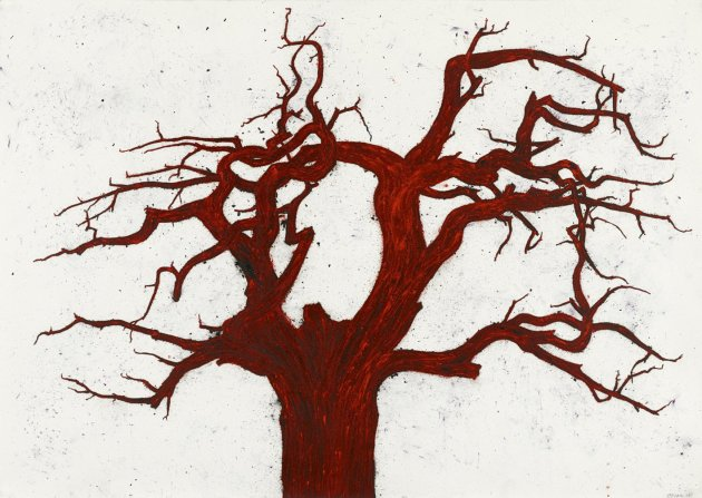<p><strong>Tony Bevan</strong>,&#160;<em>Tree (no 5) (PP1323)</em>, 2013</p>