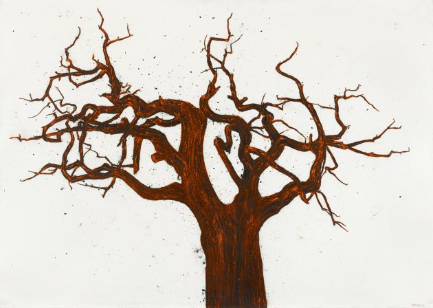 <p><strong>Tony Bevan</strong>,&#160;<em>Tree (no 6) (PP1324)</em>, 2012</p>