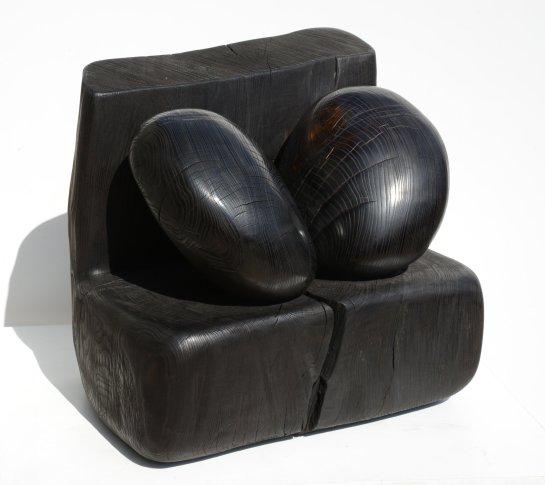 <p><strong>Wang Keping</strong>,&#160;<em>Fruits</em>, 1995</p>