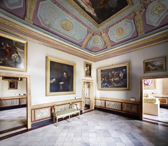 <p><b>Candida Höfer</b><i>, Villa Borghese Roma XX 2012</i></p>