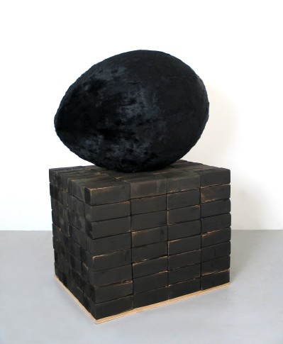 <p><b><b>Gavin Turk</b>&#160;</b><i>Duck Rabbit (Black)</i>, 2005</p>