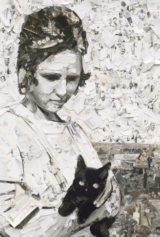 <p><b>Vik Muniz</b></p><p><i>New Kitten  (Album)</i>, 2014</p>