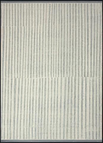 <p><b>Heinz Mack</b>, <i>Weiss-Weiss-Weiss</i>, 1964</p>