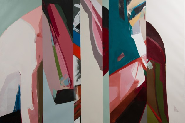 <p><b>Simon Birch</b><span>&#160;(b.1974)</span><br /><i>Red Collider Unseen Fox</i><span>, 2014</span><br /><br /></p>