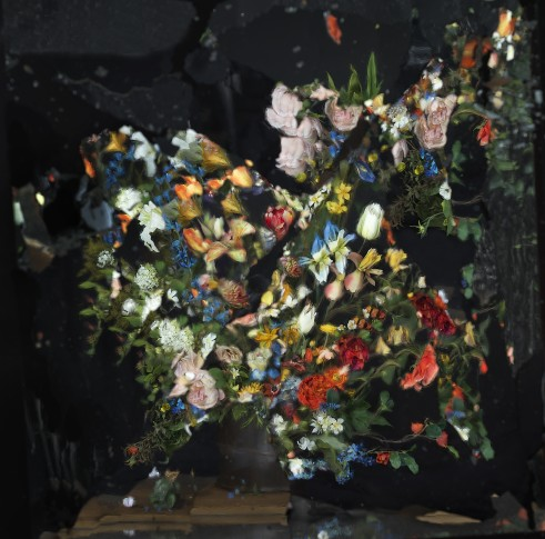 <p><b>Ori Gersht</b> (b. 1967), <i>On Reflection, Virtual E03</i>, 2014</p>