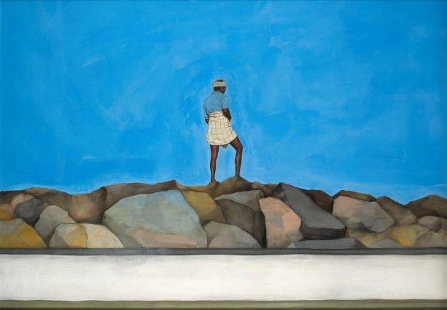 <span class=&#34;artist&#34;><strong>Desmond Lazaro</strong></span>, <span class=&#34;title&#34;><em>Jetty</em>, 2009/2010</span>