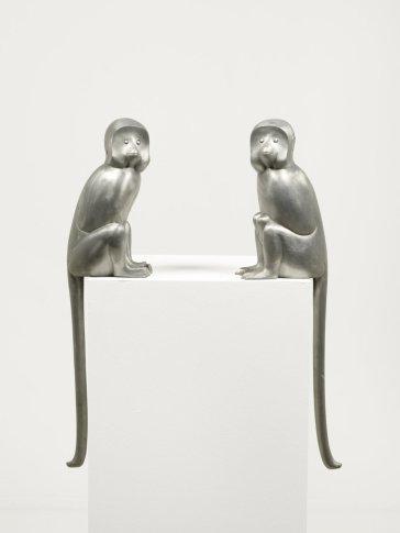 <span class=&#34;artist&#34;><strong>François-Xavier Lalanne</strong></span>, <span class=&#34;title&#34;><em>Singe alternatif (pair)</em>, 2011</span>