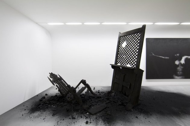 <span class=&#34;artist&#34;><strong>J. Ariadhitya Pramuhendra</strong></span>, <span class=&#34;title&#34;><em>Absolution / The Last Crucifixion</em>, 2011</span>