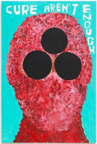<span class=&#34;artist&#34;><strong>Eko Nugroho</strong></span>, <span class=&#34;title&#34;><em>Cure Hole</em>, 2011</span>