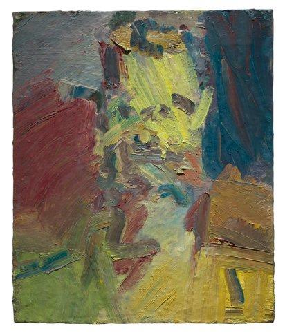 <span class=&#34;artist&#34;><strong>Frank Auerbach</strong></span>, <span class=&#34;title&#34;><em>Head of Jake</em>, 2010</span>