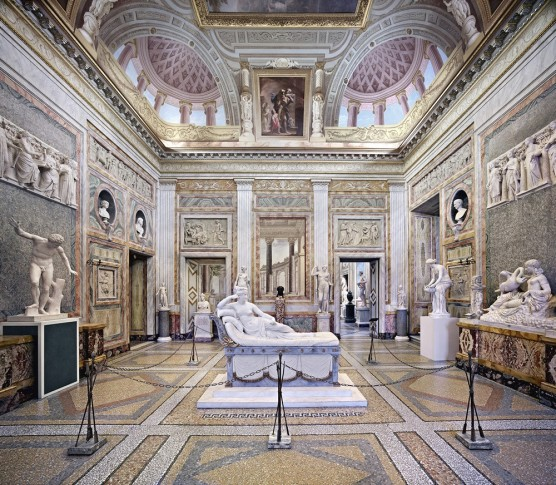 <span class=&#34;artist&#34;><strong>Candida Höfer</strong></span>, <span class=&#34;title&#34;><em>Villa Borghese Roma XIII 2012</em></span>