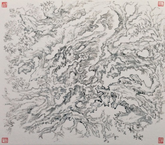 <span class=&#34;artist&#34;><strong>Arnold Chang</strong></span>, <span class=&#34;title&#34;><em>Omni-directional Landscape</em>, 2014</span>