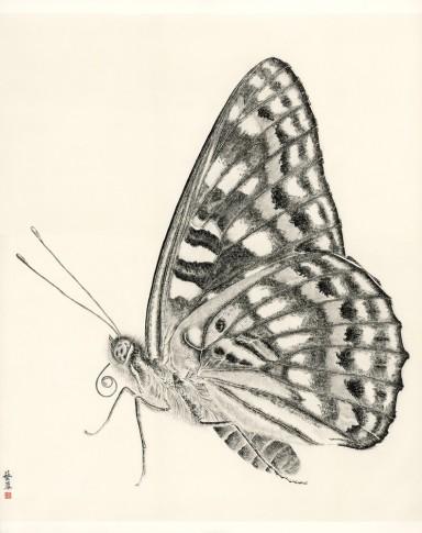 <p><span class=&#34;artist&#34;><strong>Zhang Yirong</strong></span>, <span class=&#34;title&#34;><em>Butterfly II</em>, 2014</span></p>