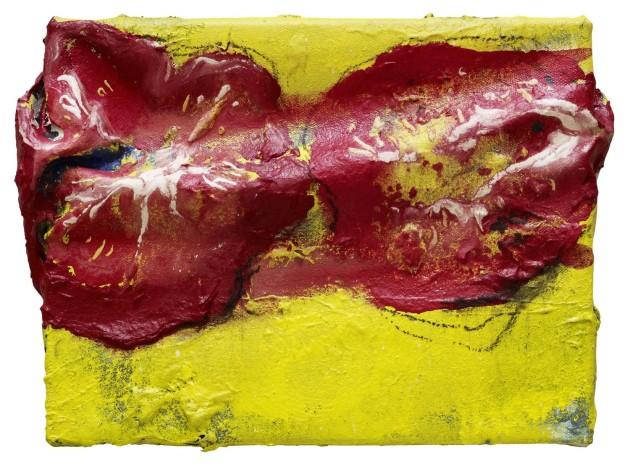 <span class=&#34;artist&#34;><strong>Miquel Barceló</strong></span>, <span class=&#34;title&#34;><em>2 Mitjes Tomatigues</em>, 2010</span>