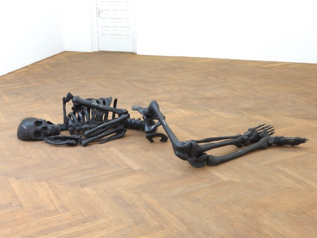 <span class=&#34;artist&#34;><strong>Agus Suwage</strong></span>, <span class=&#34;title&#34;><em>An Offering to Ego</em>, 2007</span>