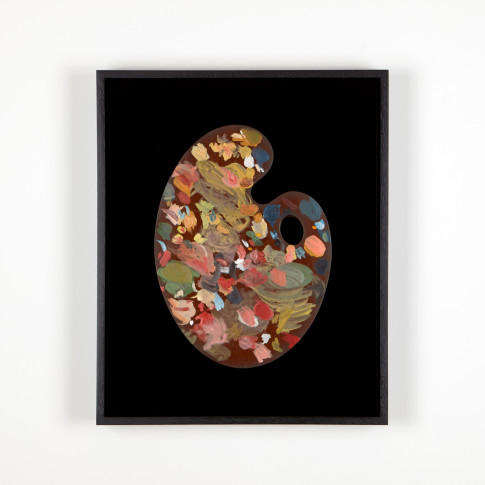 <span class=&#34;artist&#34;><strong>Gavin Turk</strong></span>, <span class=&#34;title&#34;><em>Portrait of the Sailor Gentleman Jim Painting</em>, 2016</span>