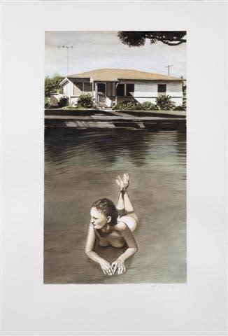 <span class=&#34;artist&#34;><strong>Martin Mull</strong></span>, <span class=&#34;title&#34;><em>Street Bather</em>, 2009</span>
