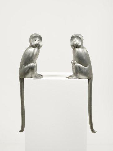 <span class=&#34;artist&#34;><strong>François-Xavier Lalanne</strong></span>, <span class=&#34;title&#34;><em>Singe attentif (pair)</em></span>