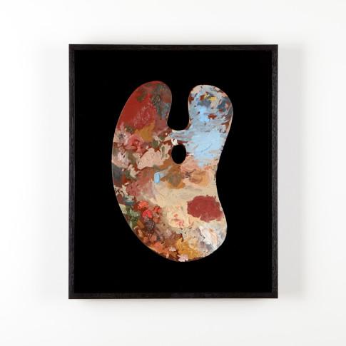 <span class=&#34;artist&#34;><strong>Gavin Turk</strong></span>, <span class=&#34;title&#34;><em>Edgar Allan Poe Award Painting</em>, 2016</span>