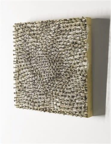<span class=&#34;artist&#34;><strong>G&#252;nther Uecker</strong></span>, <span class=&#34;title&#34;><em>Kleine Malerische Handlung Kreis Kreise</em>, 1983</span>