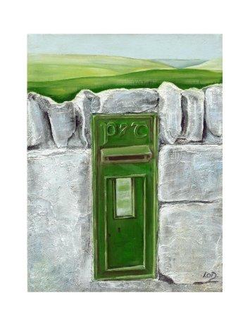 Lynne ODonnell - Post Box, Kenmare