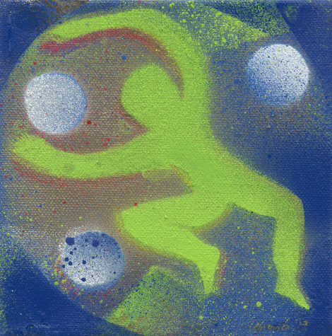 Falling/Rising - Irene Plazewska