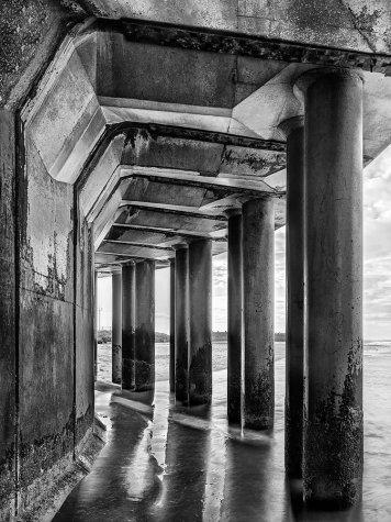 Concrete Structure, Brighton Beach