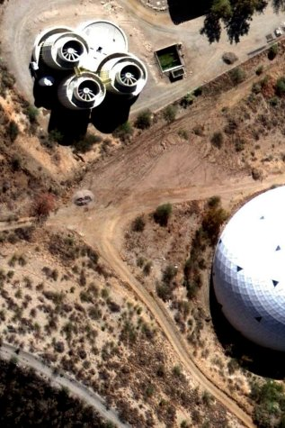 Biosphere 2, Oracle, Arizona, United States of America 2010-11