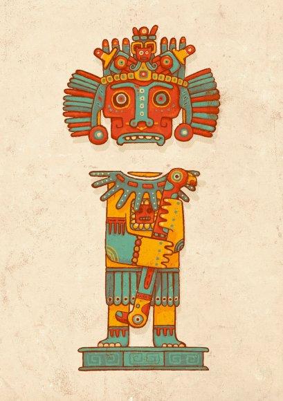 <p><strong>Steve Simpson, </strong><em>I is for Inca</em></p>