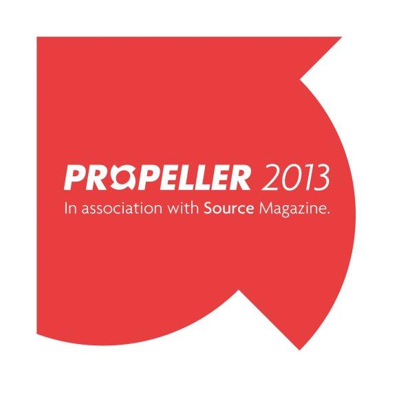 <p>Propeller 2013 Graduate Awards</p>