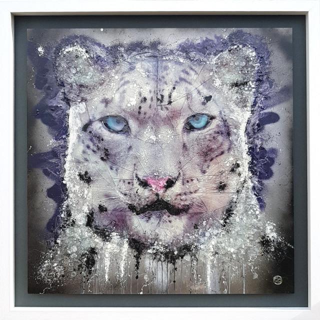 Dan Pearce, Endangered - The Snow Leopard, 2018