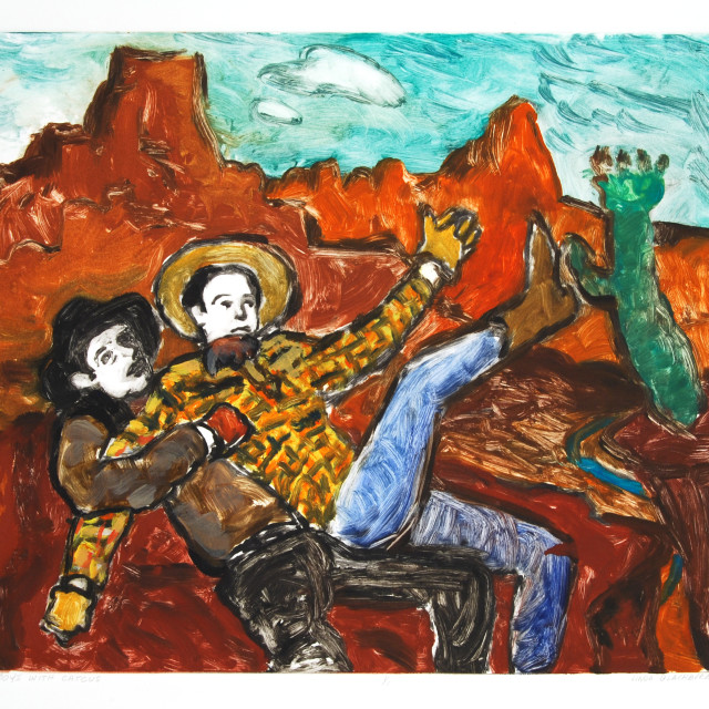 Cowboys and Cactus, 2002