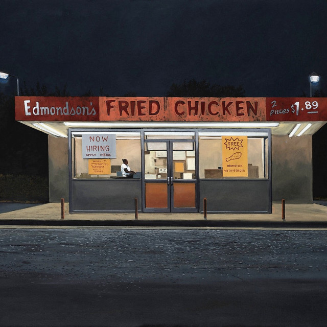 Fried Chicken, 2016
